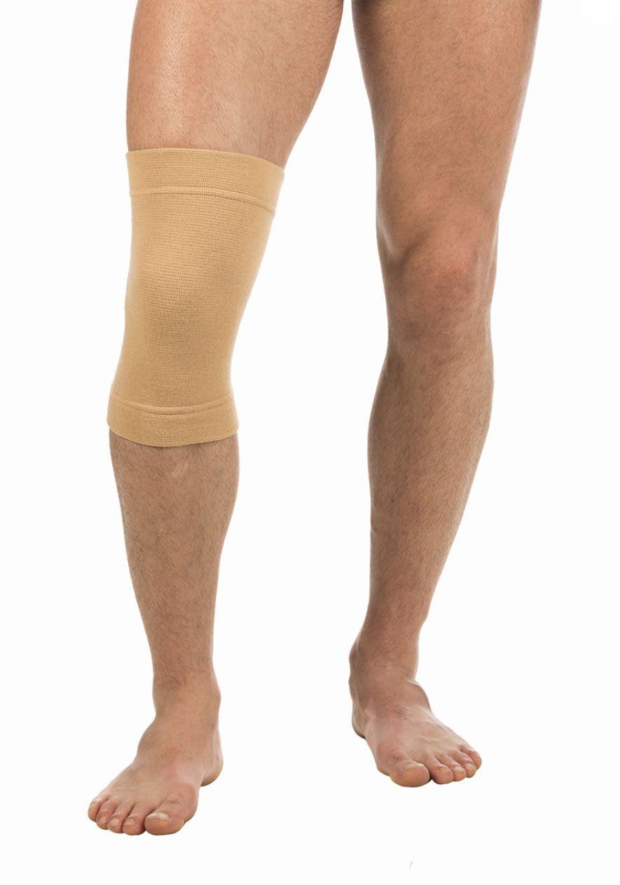Эластичный бандаж на коленный сустав DO209