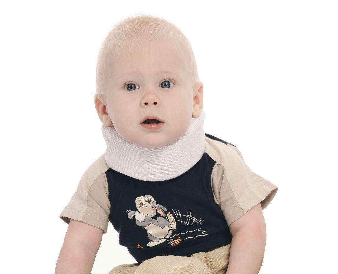 Бандаж на шейный отдел позвоночника для новорожденных ТВ-001