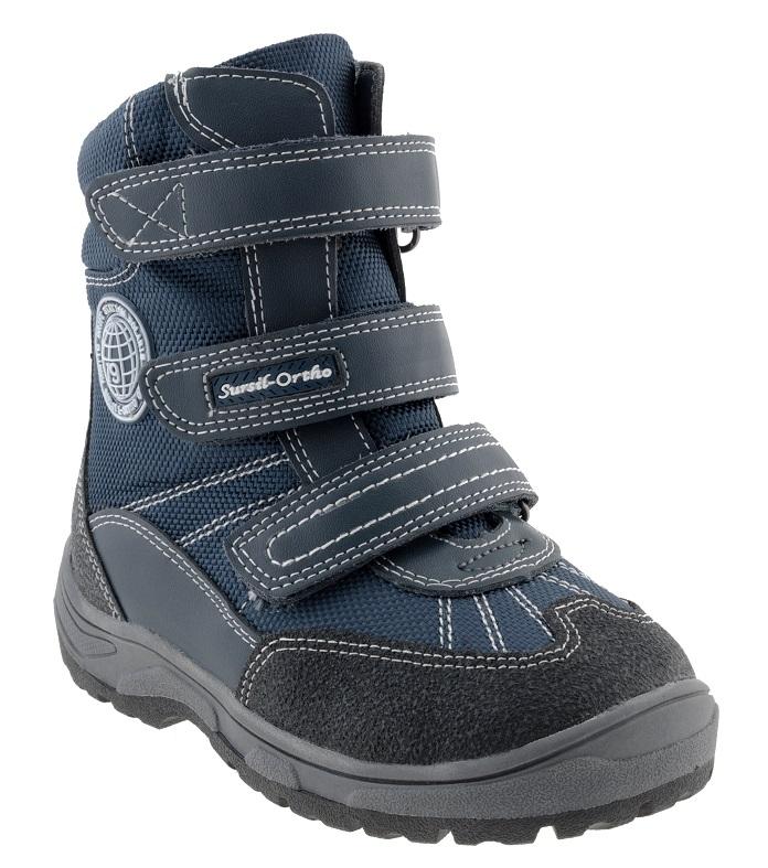 Ортопедические Ботинки А43-036