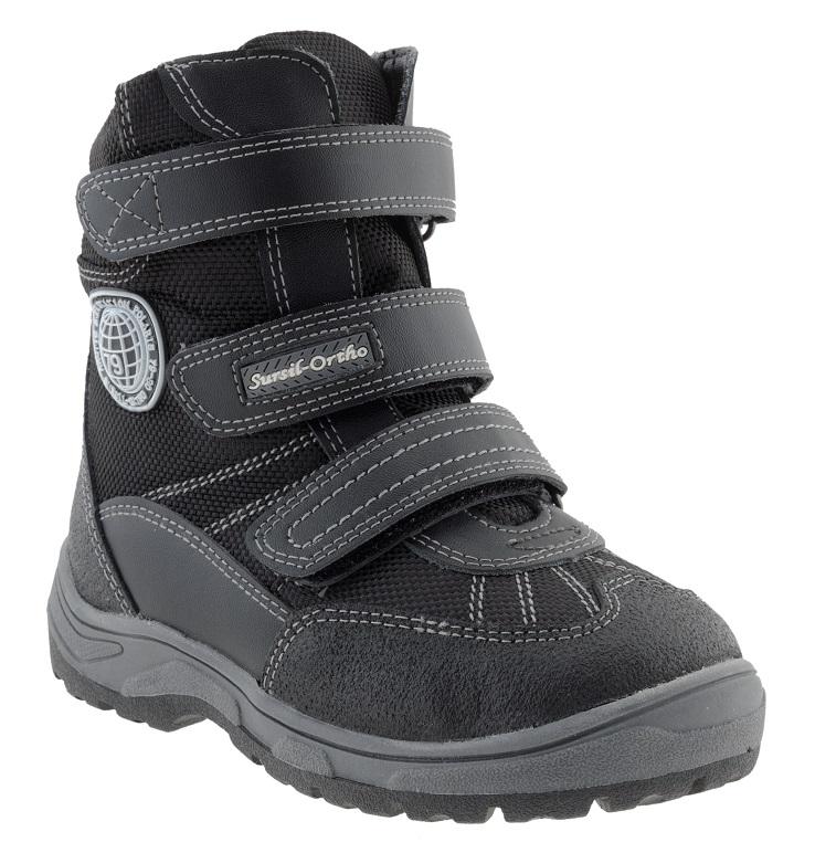 Ортопедические Ботинки А43-035